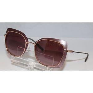 New Michael Kors Rose Gold Sunglasses